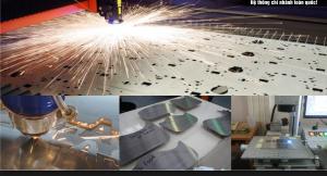Công nghệ cắt laser hiện đại