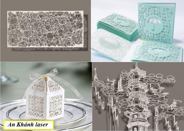 Dịch vụ khắc cắt giấy 3D
