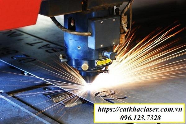 Dịch vụ khắc laser trên inox tại An Khánh