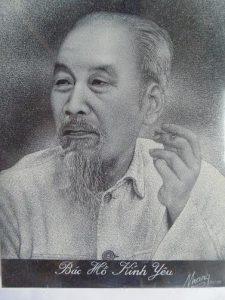 Mẫu khắc tại An Khánh