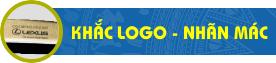 Khắc nhãn mác bằng laser, khắc logo bằng công nghệ laser