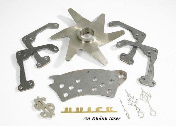 Một số sản phẩm khắc laser kim loại tại Hà Nội của An Khánh