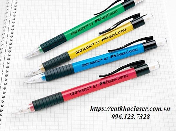 Một số mẫu bút bi khắc laser tại An Khánh