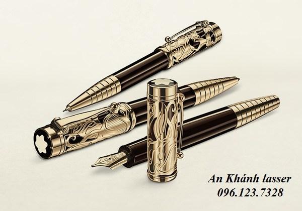 Cách chọn bút máy - bút khắc laser