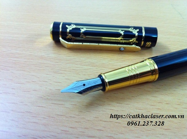 Cách chọn bút máy đẹp, chất lượng