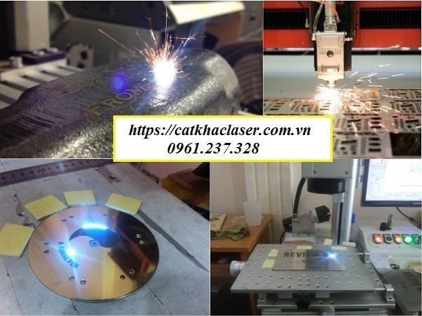 Công nghệ khắc laser theo yêu cầu