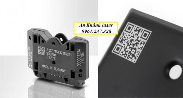 Khắc laser mã vạch tại Hà Nội