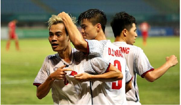 Khoảnh khắc U23 Việt Nam giành tấm vé vào bán kết