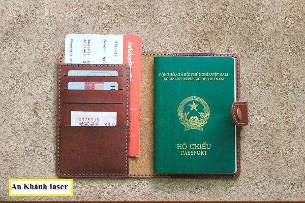 Ví đựng passport theo đúng tiêu chuẩn