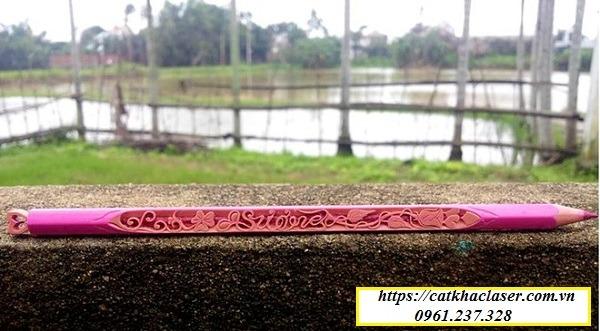 Khắc bút chì nghệ thuật tại Hà Nội
