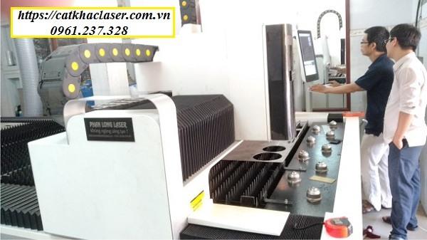Khắc laser trên inox tại Hà Nội