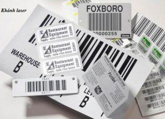 Thiết kế tem nhãn mác theo yêu cầu tại Hà Nội