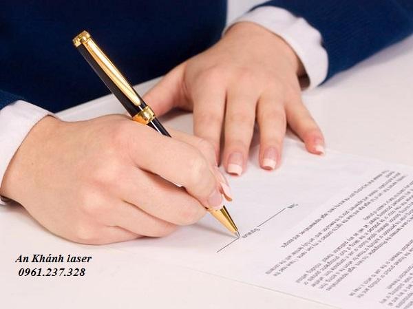 Bút ký tặng doanh nhân