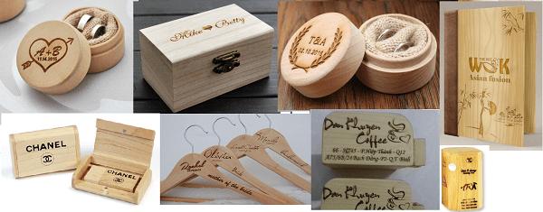 2 loại máy khắc gỗ laser bán chạy nhất hiện nay