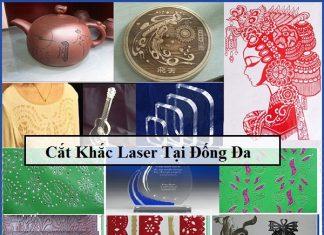 Cắt khắc laser tại Đống Đa – Cắt khắc trên mọi chất liệu