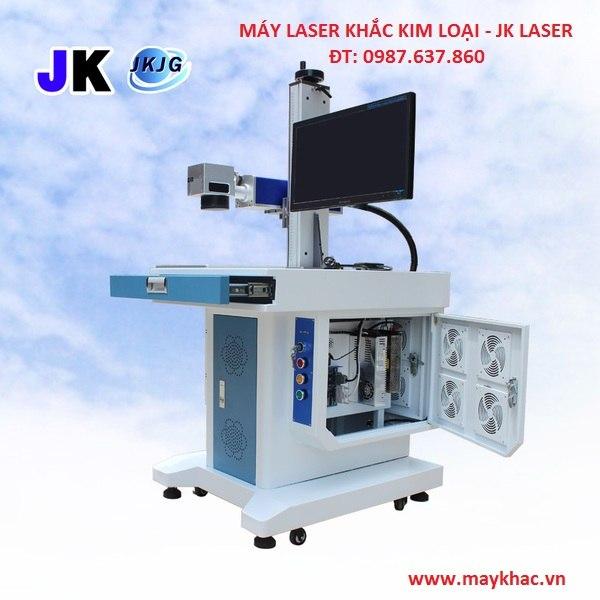 Giới thiệu máy khắc dưa hấu bằng tia laser