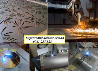 Khắc laser inox