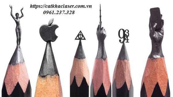 Khắc bút chì nghệ thuật