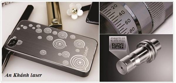 Dịch vụ khắc chữ lên inox bằng công nghệ laser