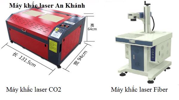 Một số loại máy khắc laser bán chạy nhất hiện nay