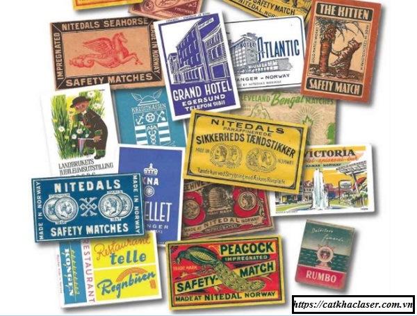 Lịch sử ra đời của tem nhãn mác