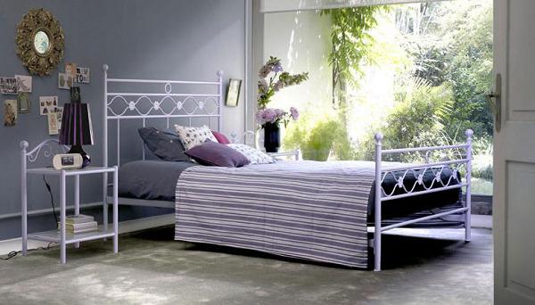 Mẫu thiết kế giường đơn
