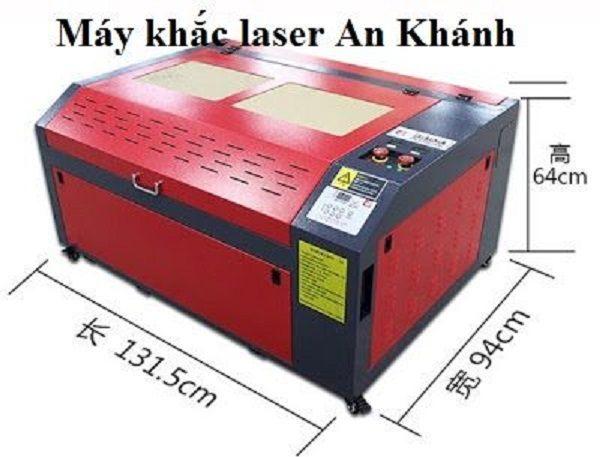 Nên mua máy khắc laser mica ở đâu?