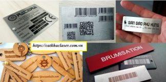 Những loại tem nhãn mác phổ biến trên thị trường