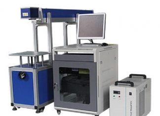 Các bộ phận chính trong cấu tạo máy khắc laser