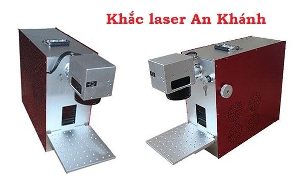 Thông số kỹ thuật của máy khắc laser kim loại