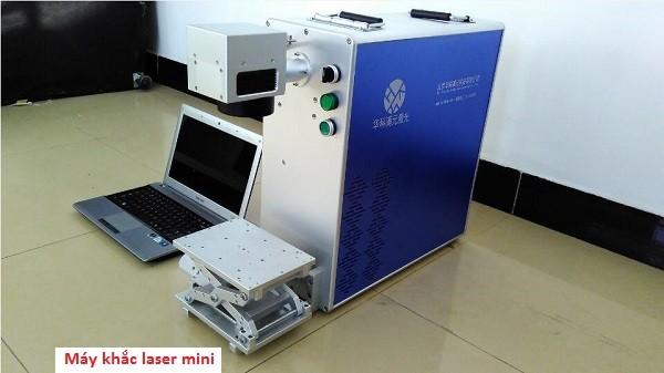 Tổng quan về máy khắc laser kim loại