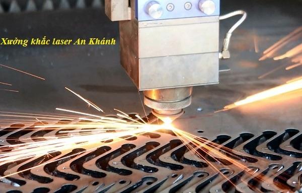 Ứng dụng tia laser trong ngành cơ khí