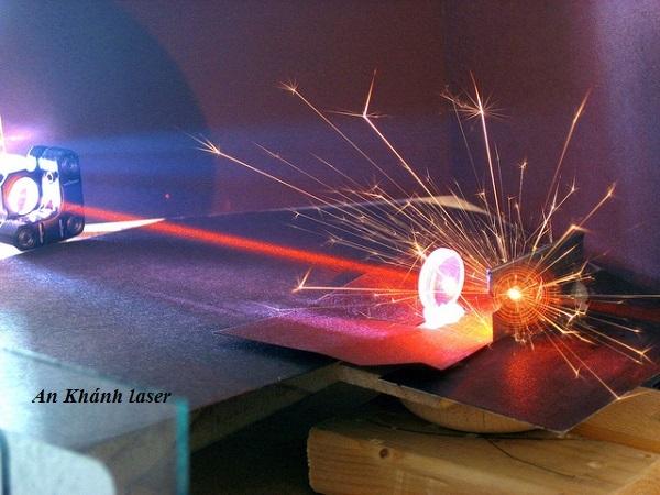 Ứng dụng tia laser trong đời sống